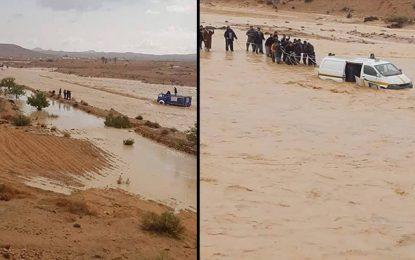 Inondations à Tataouine : Il meurt en sauvant son proche de la noyade