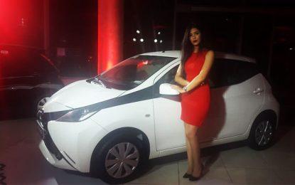 BSB lance la Toyota Aygo sur le marché tunisien