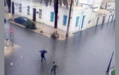 Le Grand-Tunis paralysé par les eaux des pluies
