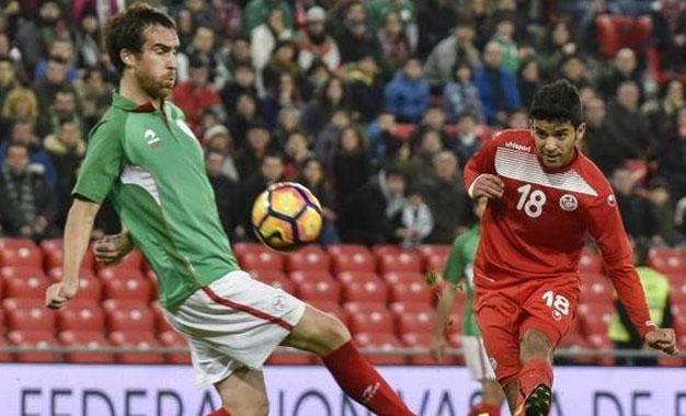 Amical : La Tunisie affronte la sélection basque ce soir