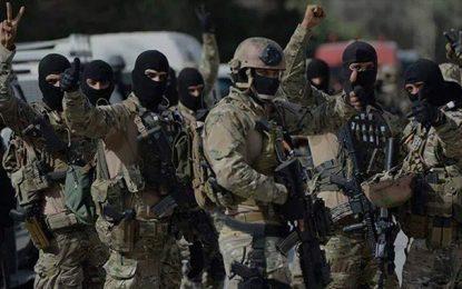 Bilan chiffré de la lutte antiterroriste en Tunisie en 2016