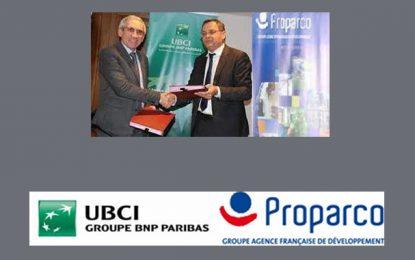 UBCI-Proparco : Un partenariat au service des entreprises tunisiennes