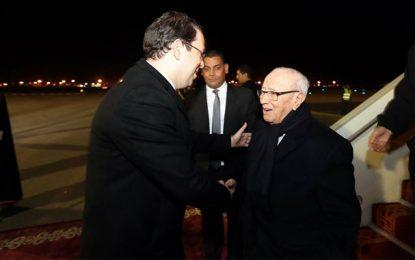 Caid Essebsi : «On ne va pas mettre tous les djihadistes en prison»