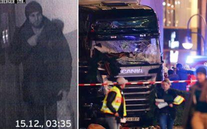 Attentat de Berlin : Anis Amri a envoyé un selfie du camion avant l'attaque