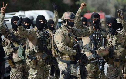 Kasserine : Des terroristes abattus à Jebel Salloum