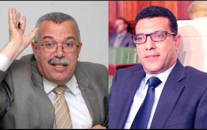 Rahoui à Bhiri : «Ennahdha rend malade toute la Tunisie»