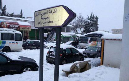 Météo: Froid polaire et tempête de neige
