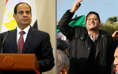 Bghouri à Al-Sissi : « Vous n'êtes pas le bienvenu en Tunisie »