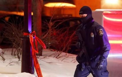 Québec : Six morts dans un attentat contre un centre islamique