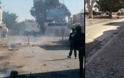 Ben Guerdane : Reprise des heurts entre manifestants et policiers