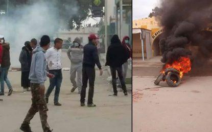 Ben Guerdane : Heurts entre police et manifestants