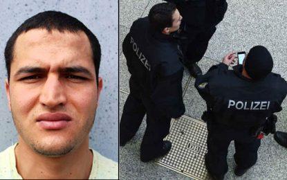 Berlin : Perquisition chez 2 Tunisiens suspectés de lien avec Amri