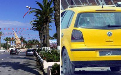 Bizerte : Un taximan arrache un bout d'oreille de son collègue !