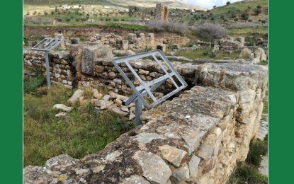 Patrimoine en ruines: Grandeur et décadence de Bulla Regia
