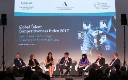 Talents et technologies : La Tunisie classée 77e sur 118 pays