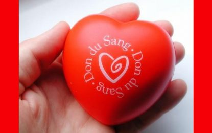 Campagne de don de sang : #chbihwejhekasfer