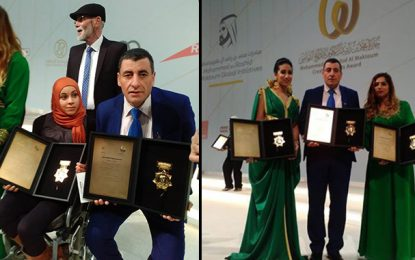 Médaillées olympiques: Les Tunisiennes vedettes à Dubaï