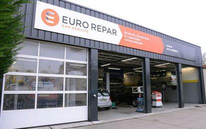 Euro Repar Car Service s'installe en Tunisie