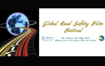 Deux spots tunisiens au Festival mondial du film de la sécurité routière