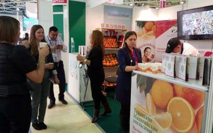 Pour encourager l'exportation des agrumes tunisiens en Russie