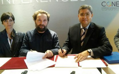 Habillement : Signature d'un partenariat entre le GPCH et MMMM
