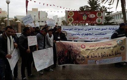 Gabès : Des policiers manifestent contre le retour des terroristes