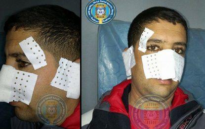 Gafsa : Un policier agressé par 2 inconnus