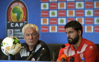 CAN-2017 : Avec Kasperczak, les Tunisiens déjà mal barrés