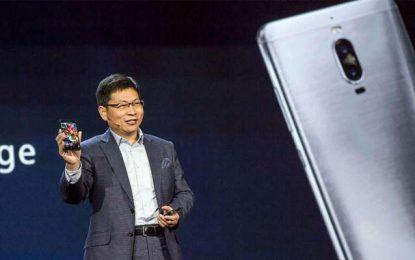 Huawei se lance dans la nouvelle ère de la téléphonie mobile
