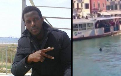 Venise : Noyade d'un immigré sous des regards indifférents