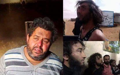 Huit terroristes tunisiens capturés par l'armée syrienne