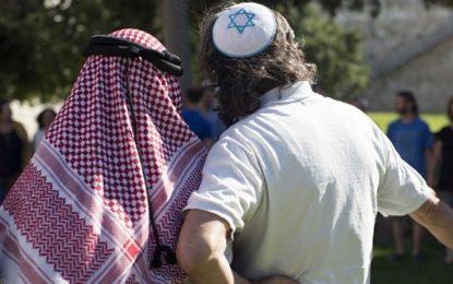 Pour être branché : Amour des Juifs et haine des Arabes