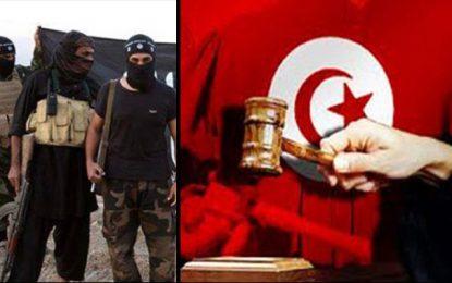 Tunisie : De retour des zones de conflits, 4 terroristes tunisiens écroués