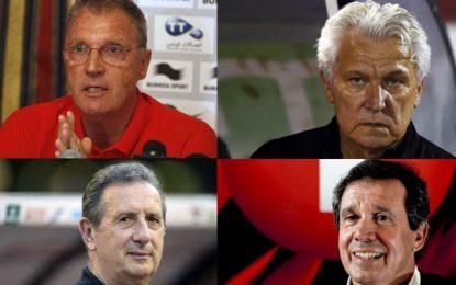 Football: L'apport incertain des sélectionneurs étrangers à la Tunisie