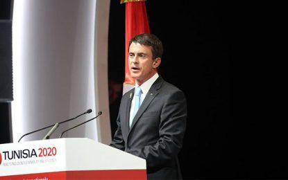 La Tunisie et le coup de pied de l'âne… Manuel Valls