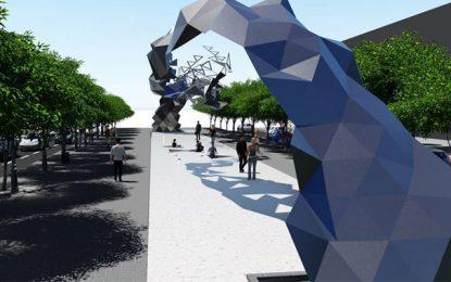 Architecture: Des étudiants de l'UTC réalisent un «Mémorial de la Révolution»