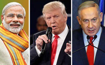 Modi-Trump-Nethanyahou : La politique mondiale sur le fil du rasoir