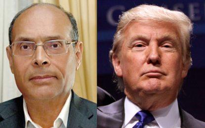 Marzouki appelle les Arabes à protester contre Trump