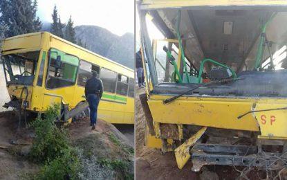 Mornag : Un mort et des blessés dans le renversement d'un bus scolaire