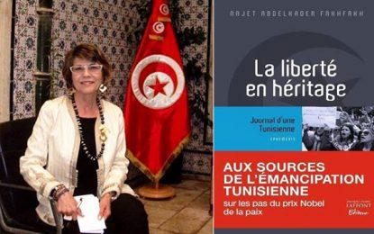 Najet Fakhfakh : ''La liberté en héritage, journal d'une tunisienne''
