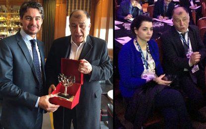 Londres : Néji Jalloul au Forum mondial de l'enseignement