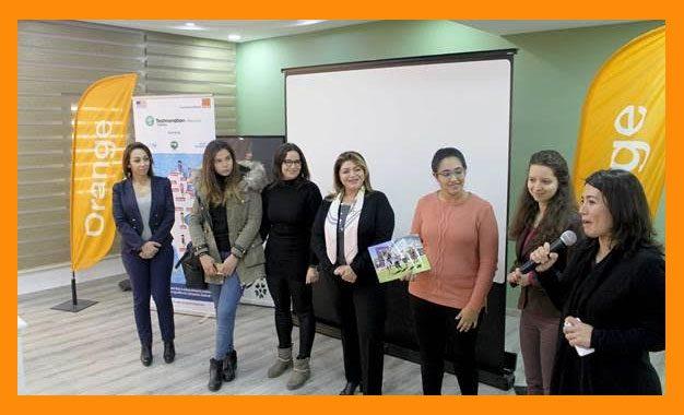 Technovation Tunisia 2017: Orange Tunisie au service de l'entrepreneuriat féminin