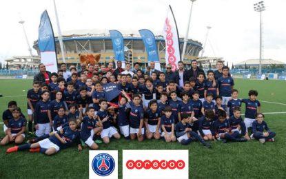 PSG Academy – Ooredoo : Petit footballeur deviendra grand