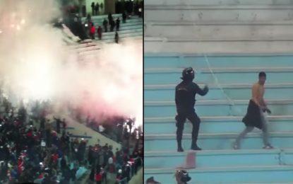 CA  – PSG : Une soirée gâchée par les supporters « clubistes »
