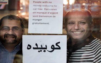 Canada : Un Tunisien et 2 Irakiens offrent de la nourriture aux démunis