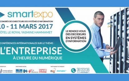 2e Smart Expo les 10 et 11 mars 2017 à Hammamet