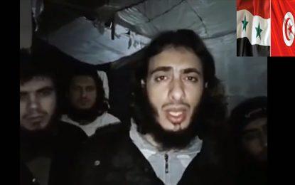 Quarante-trois Tunisiens détenus en Syrie appellent à être rapatriés