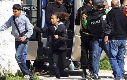 Tunisie: Sept militaires et policiers parmi les 2.929 terroristes connus des services