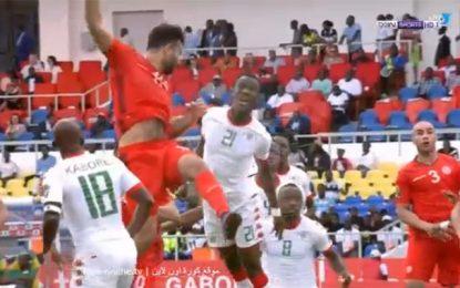CAN 2017 : La Tunisie s'incline devant le Burkina Faso (2-0)