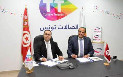 Microfinance : Partenariat biennal entre Tunisie Telecom et Microcred